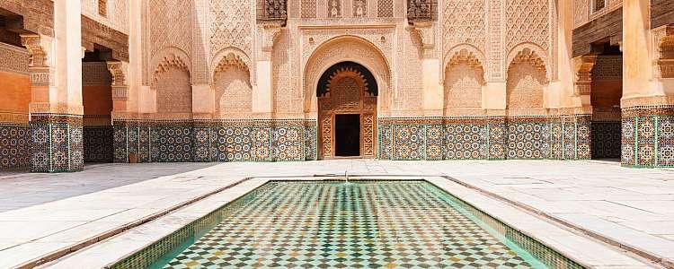 Medrassa Ben Youssef_Marrakech