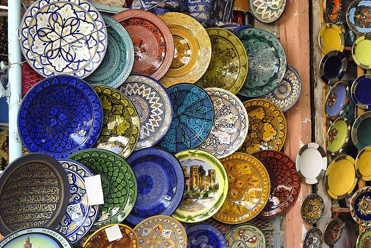 Artigianato_Marrakech