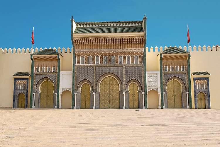 Palazzo Reale_Fez