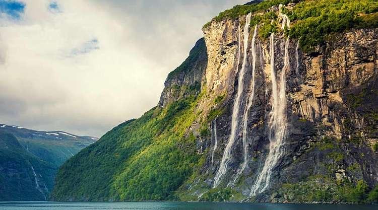 Geirangerfjord, Viaggio fly&drive in Norvegia