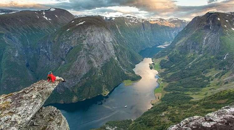 Naeroyfjord, Viaggio fly&drive in Norvegia
