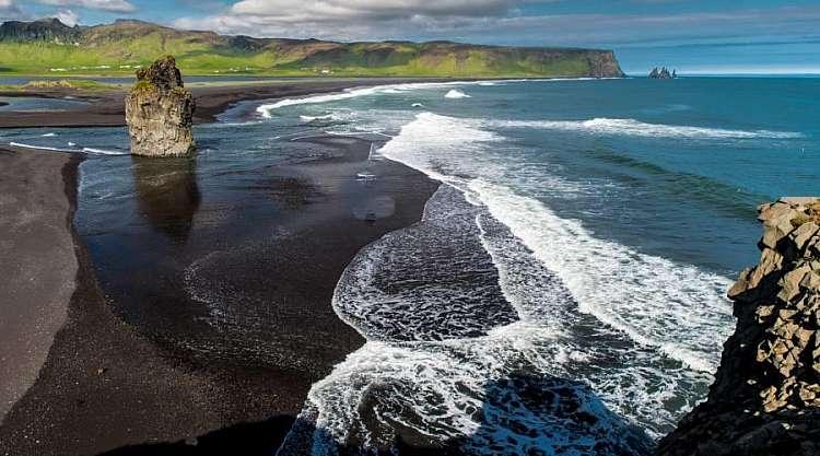 Spiagge nere di Reynisfjara
