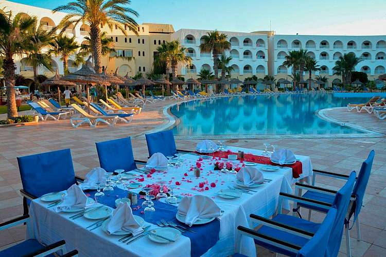 FERRAGOSTO a Djerba super offerta in all inclusive quota finita € 753