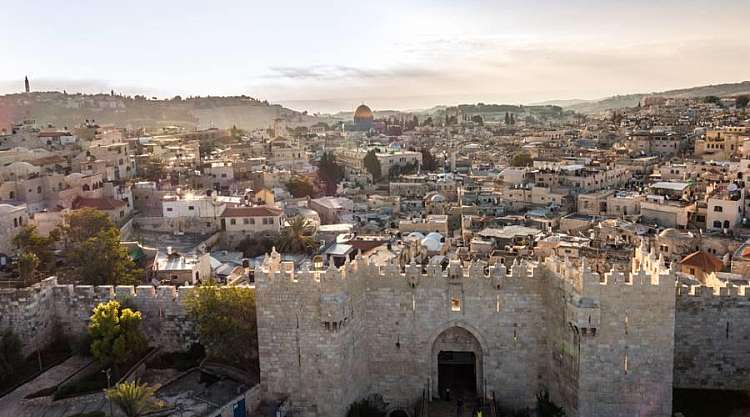 Gerusalemme e le sue mura