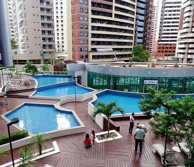 Pacchetto volo + residence a Fortaleza tipo Standard