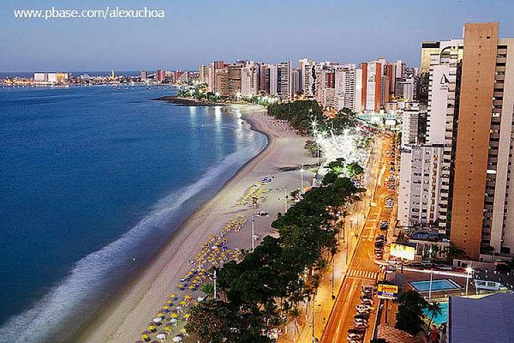 Pacchetto volo + appartamento a Fortaleza: Beira Mar