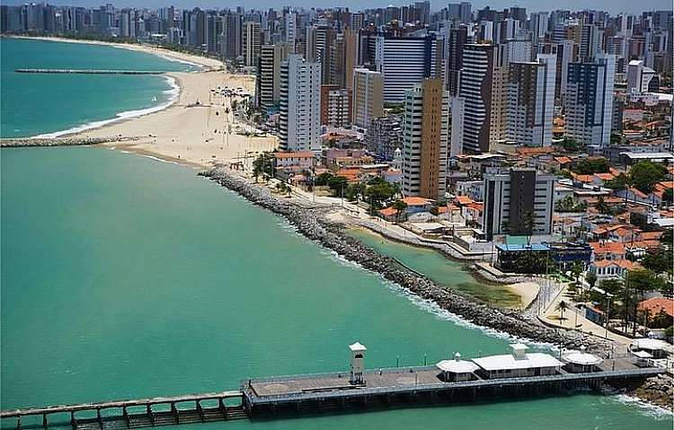 Pacchetto volo + appartamento a Fortaleza: Iracema