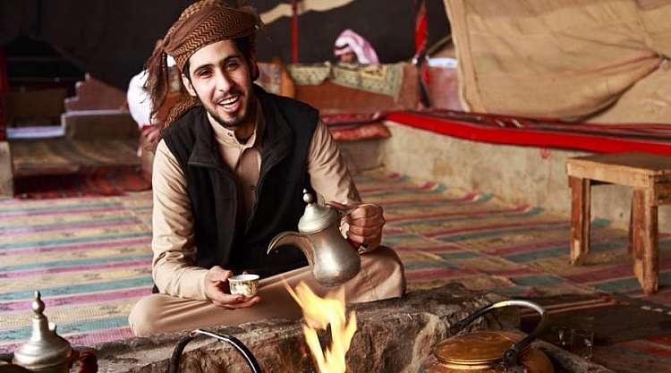 L'ospitalità beduina