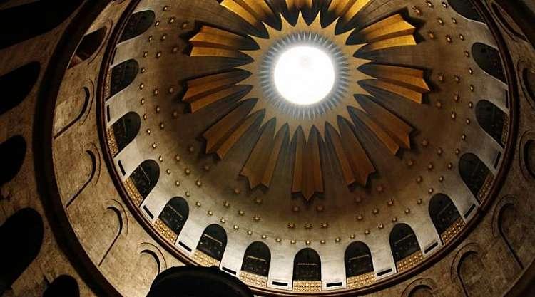 La Cupola del Santo Sepolcro