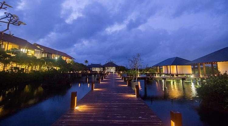 SRI LANKA: Anantaya Resort & Spa 5 stelle - pensione completa +bevande