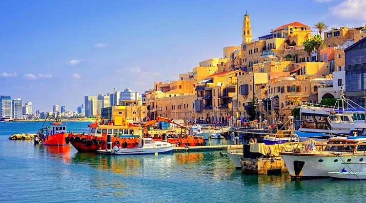 Il porto di Giaffa
