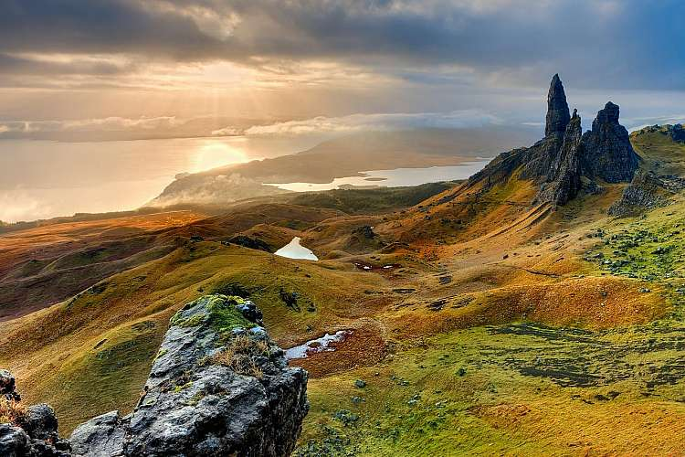 Old Man of Storr (isola di Skye)
