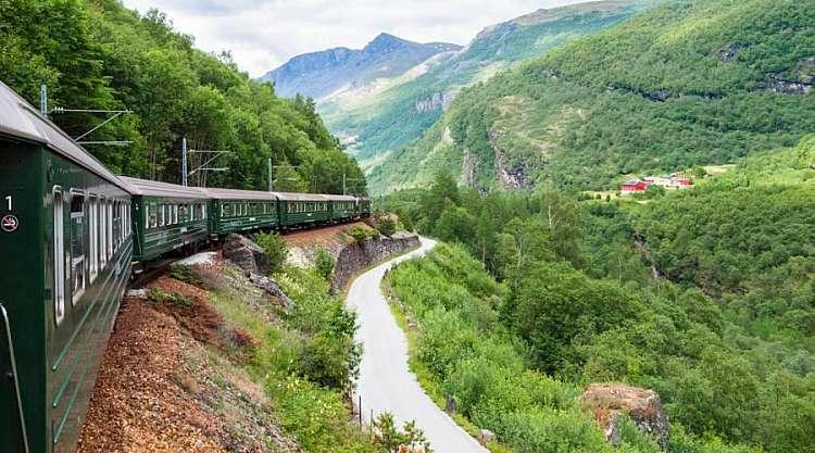 Ferrovia Flåmsbana