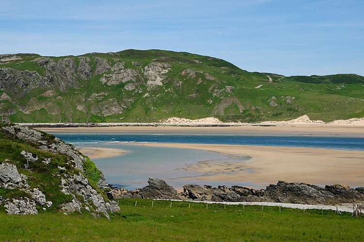 Donegal plage