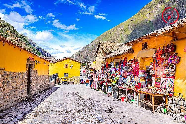 Aguas Calientes, Perù