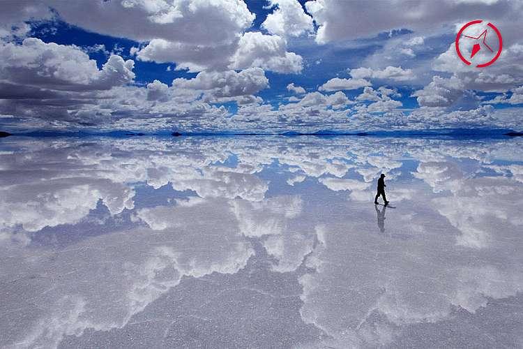 Salar di Uyuni, Bolivia