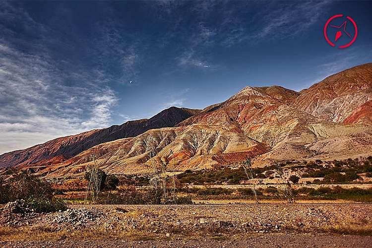 Cerro de los Siete Colores, Argentina