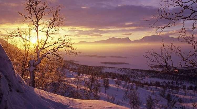 Paesaggio invernale (Bjrn Klauer_www.nordnorge.com)