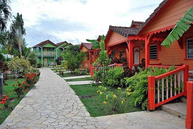 Hotel Bambou, Martinica