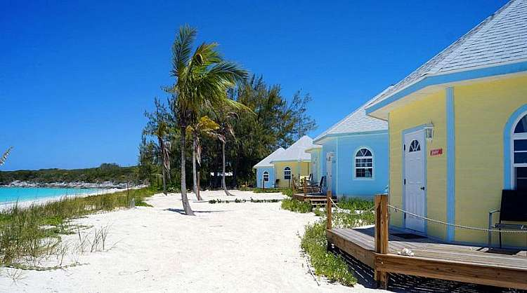 Paradise Bay, Great Exuma