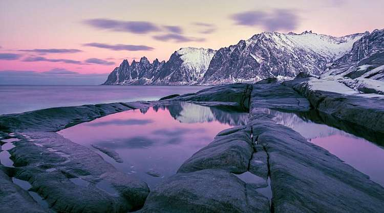 Isole Lofoten, Norvegia