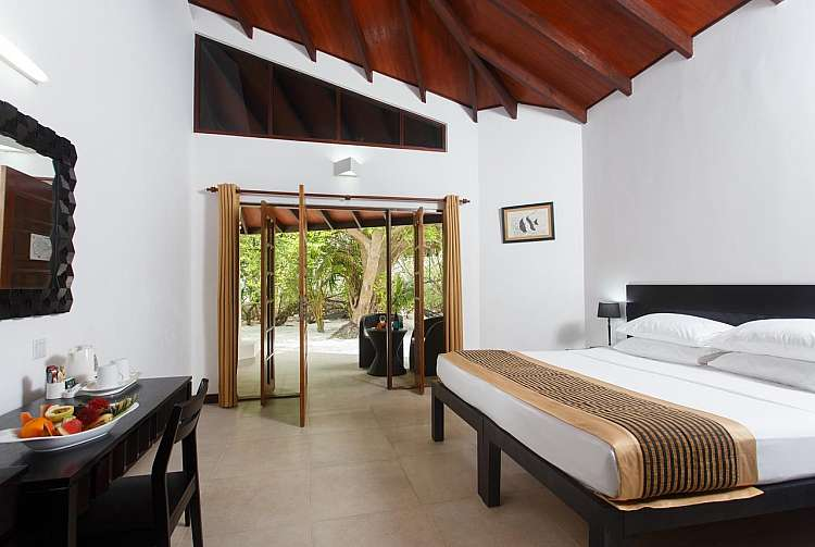 interno beach bungalow