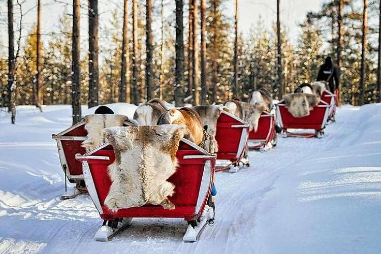 Natale in Lapponia: 4 notti All Inclusive + voli da soli 1.750 euro