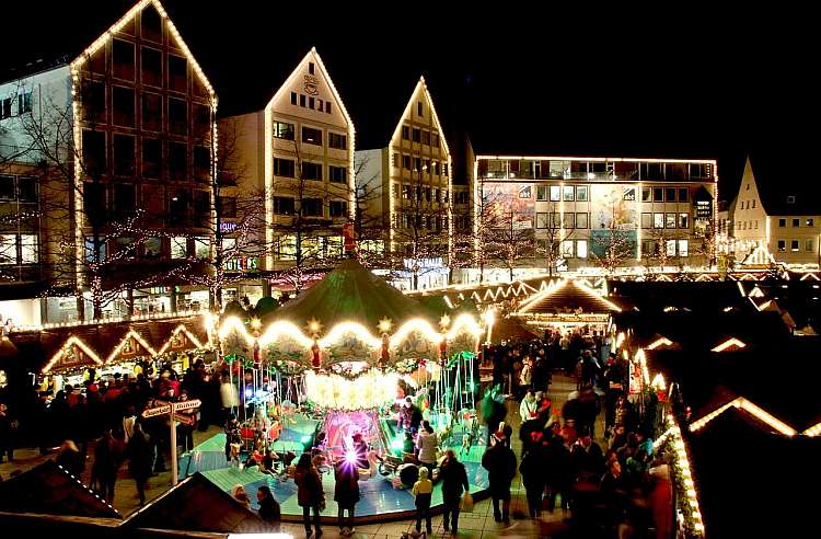 Mercatini di Natale a Ulm
