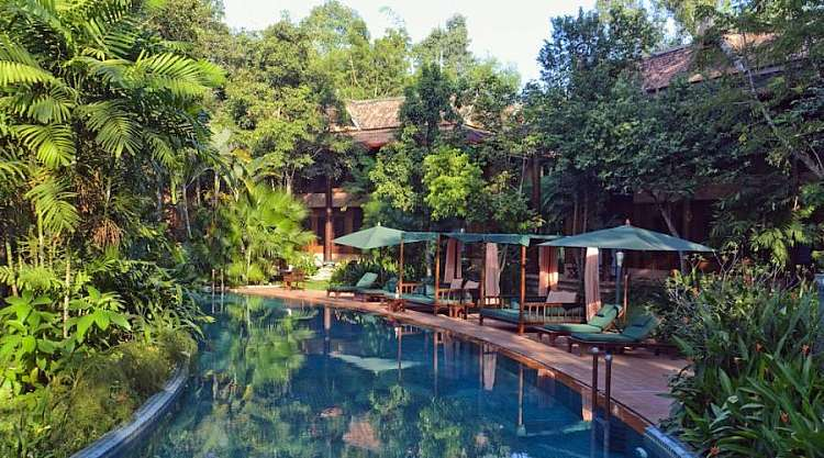 Siem Reap Piscina Resort