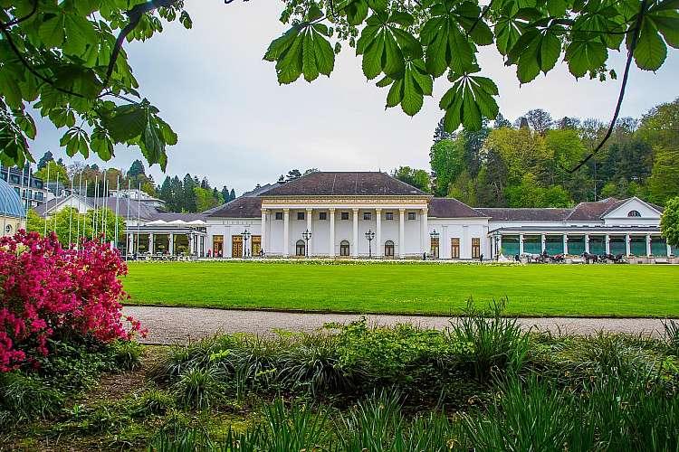 Baden Baden - Kurhaus