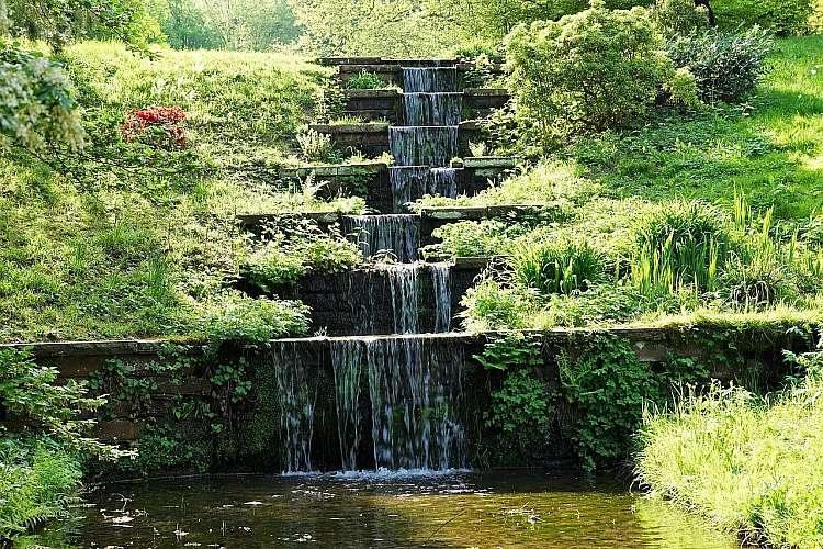 Baden Baden - parco