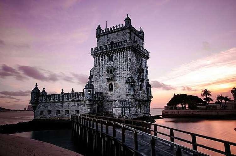 Lisbona torre di Belem