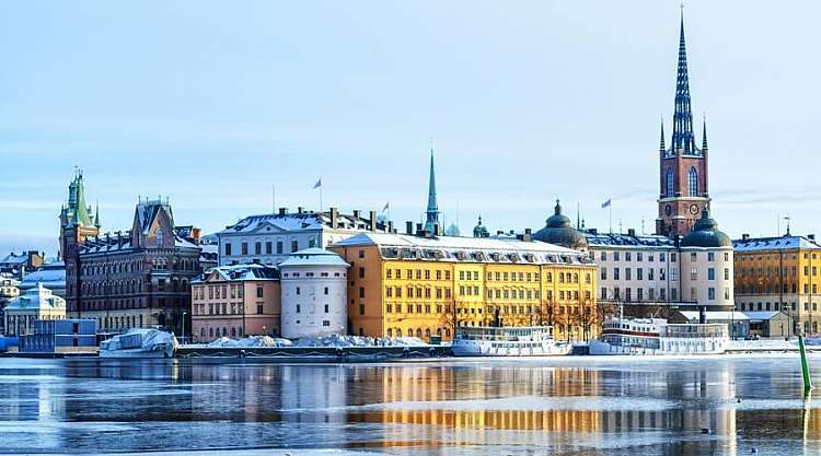 Stoccolma, capitale Svedese