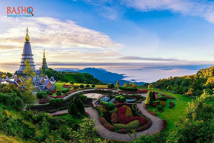 Montagna Inthanon, Chiang Mai
