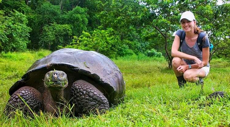Abitanti delle Galapagos
