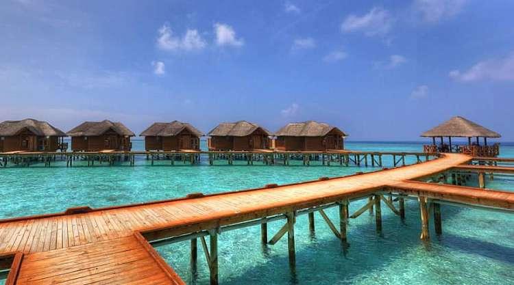 MALDIVE - Atollo di Male Sud  - Fihalhohi Island Resort 3 stelle
