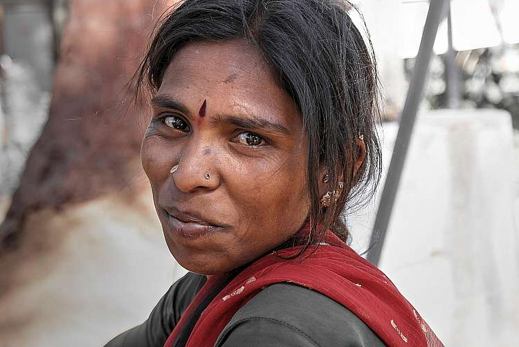 India; Esperienza in Ashram a Putthaparti e Mare alla Maldive A