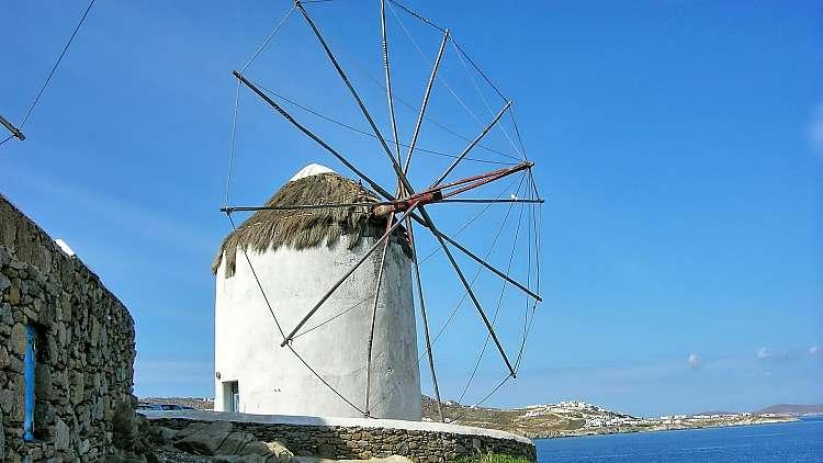 Grecia Il Mar Egeo Mykonos, Santorini e Creta in 8 giorni (A)
