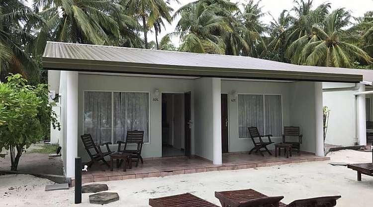 esterno standard beach bungalow