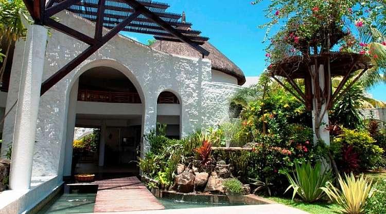 Resort esterno