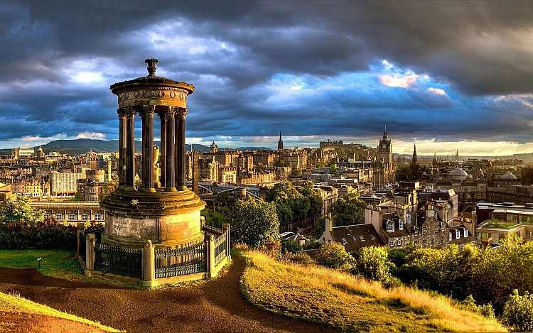 Tour organizzato di Edimburgo, Skye, Highlands e della Scozia