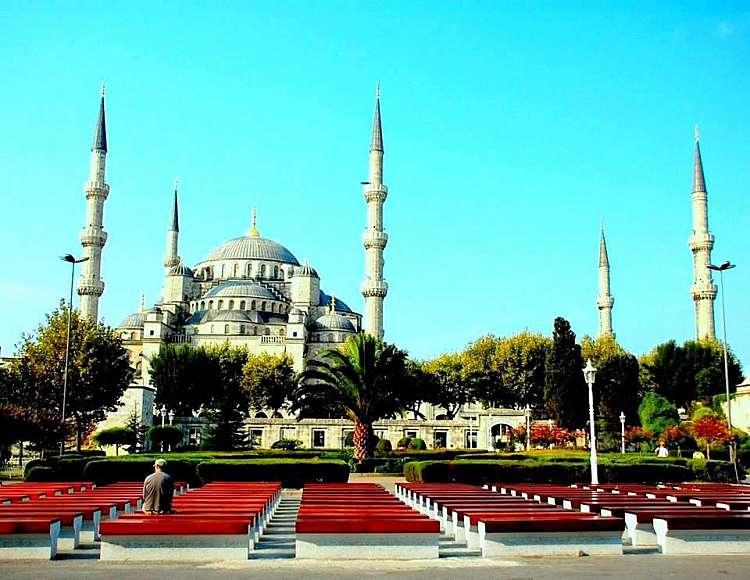 Tour classico di Istanbul, la città tra Oriente e Occidente