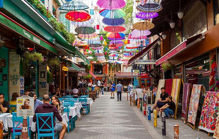 I gioielli nascosti di Istanbul, Balat e Fener e i quartieri asiatici
