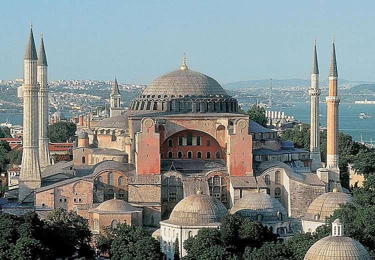 Tour di Istanbul, del sito archeologico di Efeso e di Pamukkale