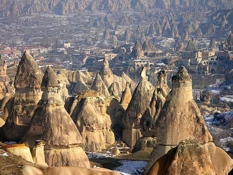 Tour completo della Cappadocia con il canyon della Valle di Ilhara