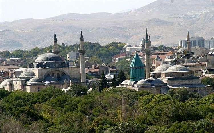 Tour delle valli della Cappadocia e di Konya, la patria dei dervisci