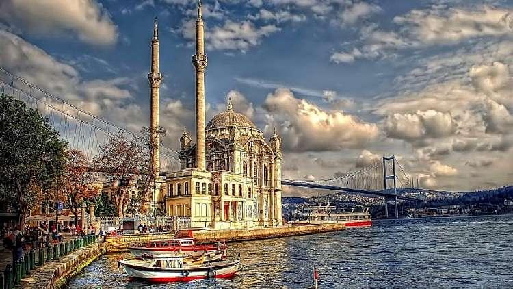 Tour classico di Istanbul e crociera in caicco da Bodrum