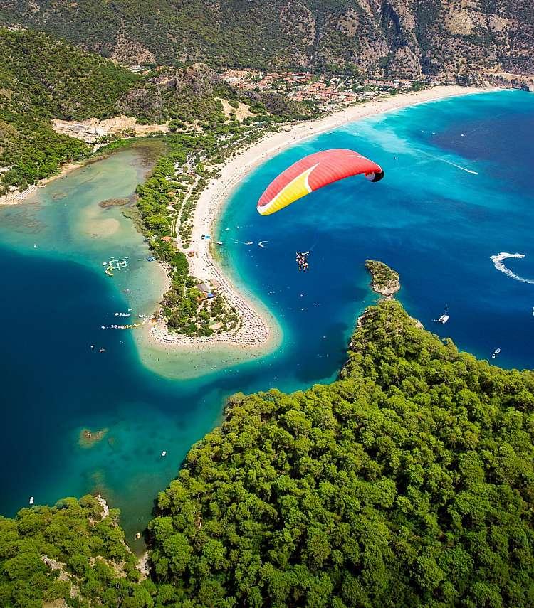 Mare e Avventura in Turchia: visita di canyons e soggiorno mare