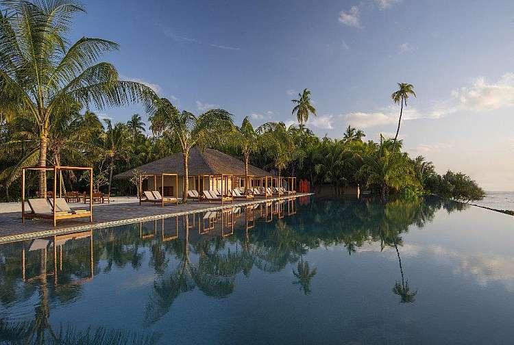 Vacanza di lusso alle Maldive al The Residence Maldives at Dhigurah