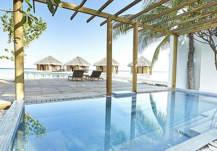 Soggiorno Lusso alle Maldive al Lux* South Ari Atoll Resort & Villas